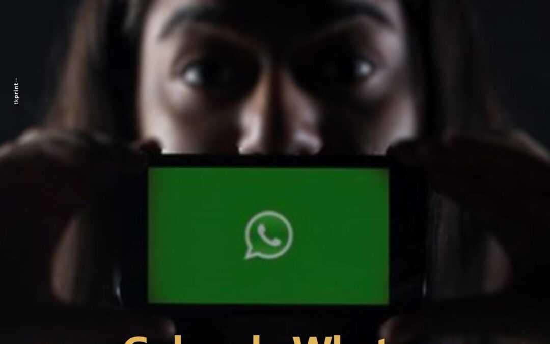 Clonagem de WhatsApp, grampo telefônico e interceptação telefônica
